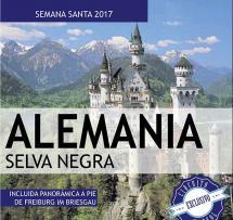 Alemania Selva Negra - Semana Santa - 12 al 17 Abril - 385€