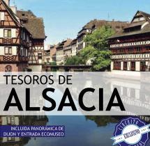 Tesoros de Alsacia - Semana Santa - 12 al 17 Abril - 355€