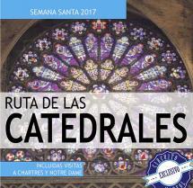 Ruta de las Catedrales - Semana Santa - 12 al 17 Abril - 389€