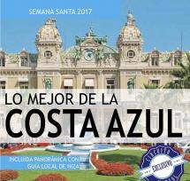 Lo Mejor de la Costa Azul - Semana Santa - 12 al 17 Abril - 365€