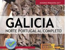 Galicia - Norte de Portugal Al Completo - Marzo, Abril, Mayo