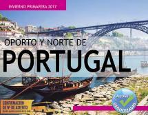 Oporto y Norte de Portugal - Abril, Mayo - desde 339€