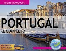Portugal Al Completo - Febrero, Marzo, Abril, Mayo - desde 259€