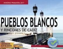 Pueblos Blancos y Rincones de Cádiz - Marzo, Abril, Mayo - desde 339€