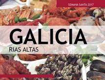 Galicia Rías Altas - Semana Santa - 12 al 16 Abril - 285€