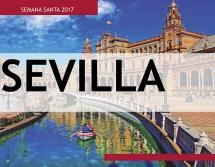 Sevilla - Semana Santa - 12 al 16 de Abril - 315€