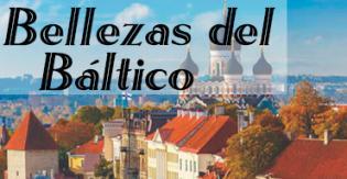 Bellezas del Báltico - 12 y 19  de Junio - 1415€