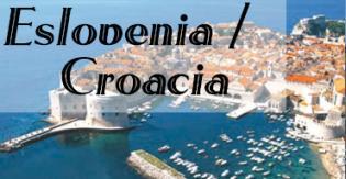 Eslovenia / Croacia - 30 Julio y 6 Agosto - 1845€