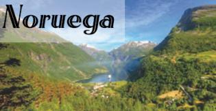 Noruega Fascinante 2017 - 30 Junio - 1905€