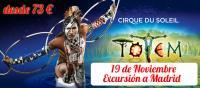 Circo del Sol - Totem - Madrid