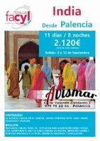 India desde Palencia - Septiembre
