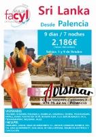 Sri Lanka - Octubre - Salida desde Palencia
